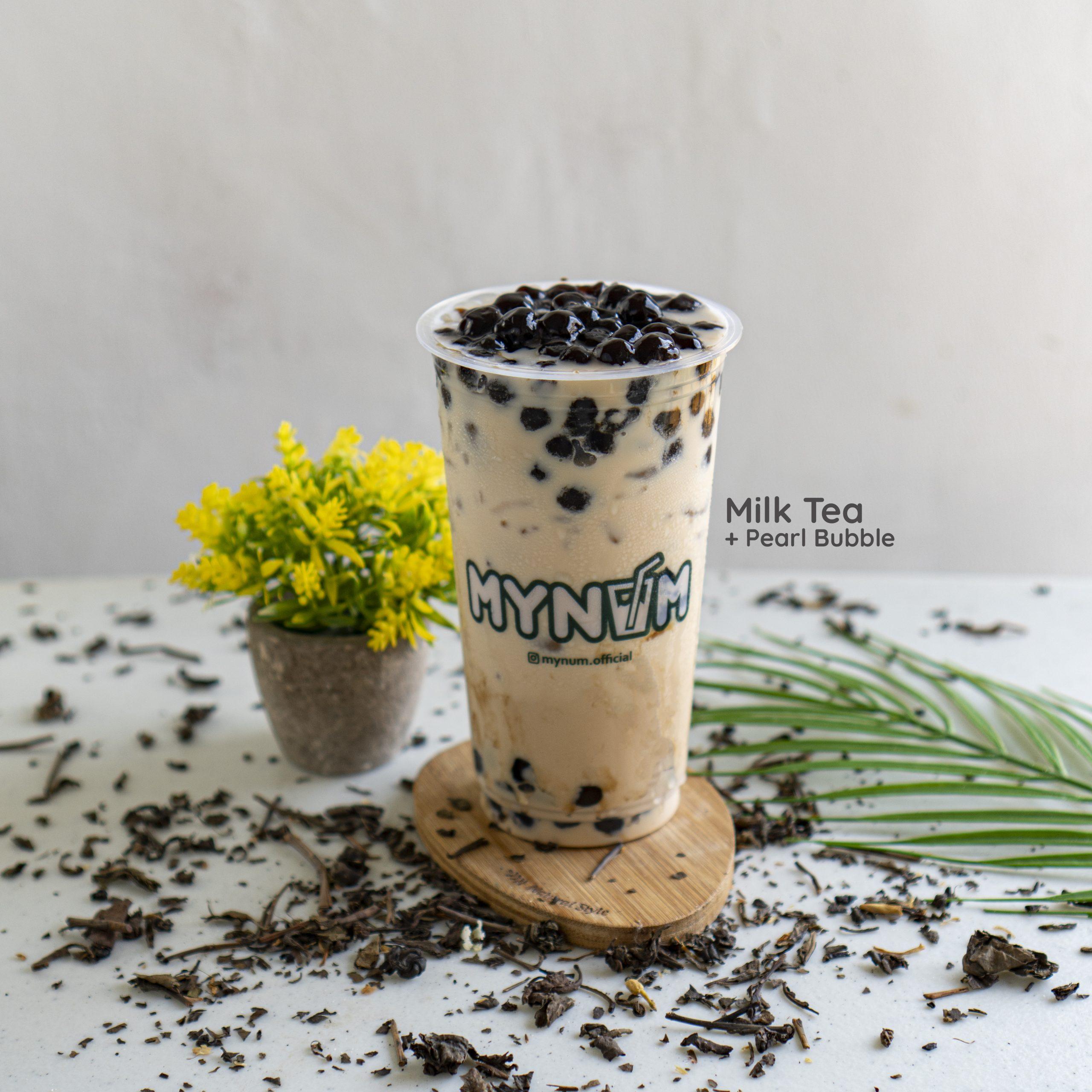 2. Pearl Milk Tea